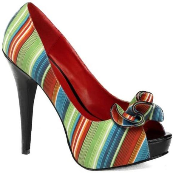 Shoes - Color Me Bad Pumps